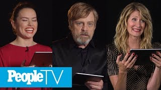 Video Kids Interview The 'Star Wars: The Last Jedi' Cast With Daisy Ridley, Mark Hamill & More | PeopleTV MP3, 3GP, MP4, WEBM, AVI, FLV Januari 2018