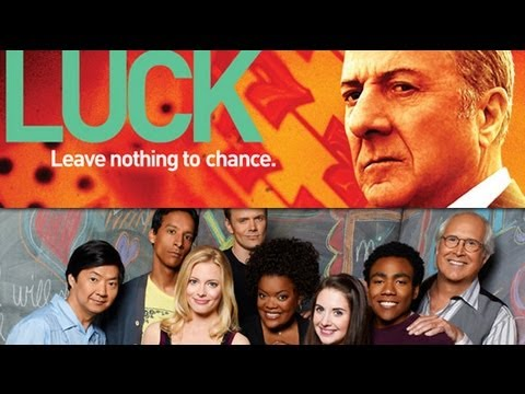 HBO Cancels Luck, Community is Back, and CBS Renewals include 2 Broke Girls, Mike & Molly