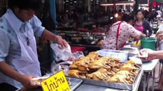 Bangkok Living&Travel - Vibrant Food Market In Samrong Nua Part 3