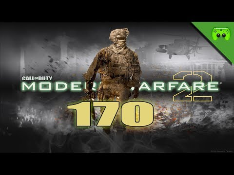 MODERN WARFARE 2 # 170 - Bailout Piets Sicht ohne G18 «»  Let's Play Modern Warfare 2 | HD