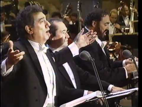 The Three Tenors - O Sole Mio