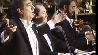 Video The 3 Tenors O Sole Mio 1994 MP3, 3GP, MP4, WEBM, AVI, FLV Juli 2018