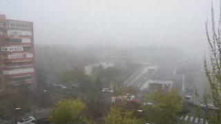 Niebla del Cortijo - Time Lapse