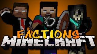"""HUGE RAID... HUGE FAIL!"" Minecraft FACTIONS Let's Play w/NoahCraftFTW #38"