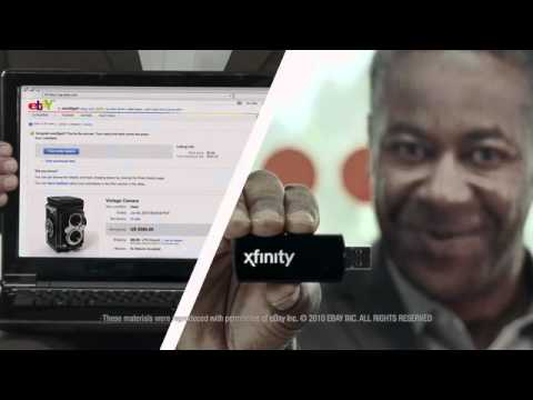 Commercial for Comcast Xfinity, and Comcast Xfinity 2go (2011) (Television Commercial)