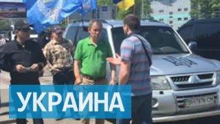 """""""Правый сектор"""" не пустил в Одессу депутатов Рады"""
