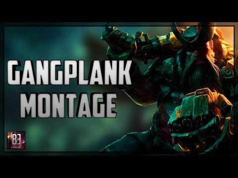 Gangplank Montage - Insane
