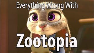 Video Everything Wrong With Zootopia In 9 Minutes Or Less MP3, 3GP, MP4, WEBM, AVI, FLV Maret 2019