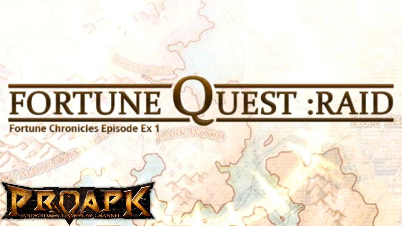 Fortune Quest:Raid