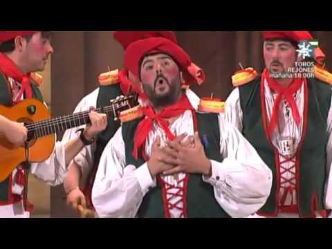 Chirigota, Lo siento Patxi. no todo el mundo puede ser de Euskadi - Gran Final