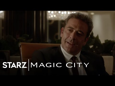 Magic City 2.02 Clip 'The Shark'