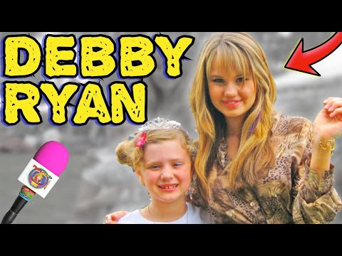 DEBBY RYAN INTERVIEW Exclusive about SWEET LIFE ON DECK & 16 WISHES with Piper Reese!!! (PQP #011)