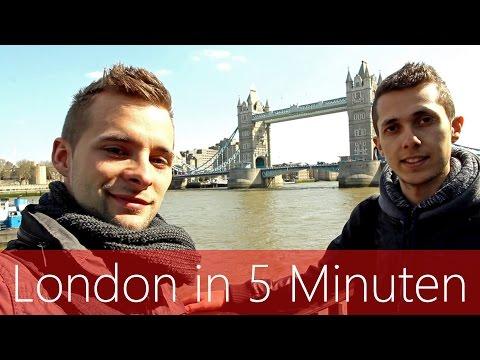 London in 5 Minuten | Reiseführer | Die besten Sehens ...