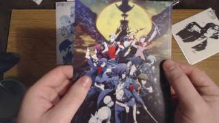 Persona 3 The Movie  4 Limited Collector S Edition Unboxing