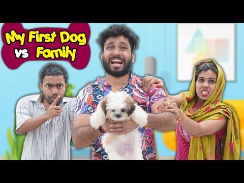 My First Dog vs Family | BakLol Video