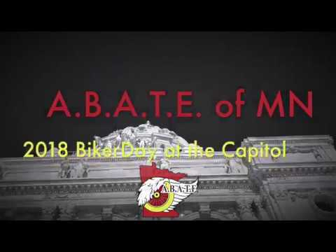 ABATE of MN's Bikerday at the Capit