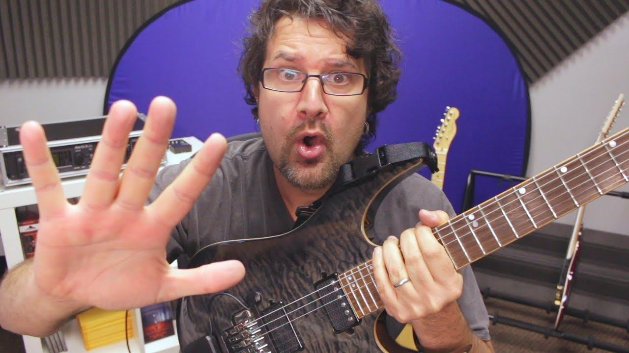 Don't Learn Scales – Learn Chords Instead!