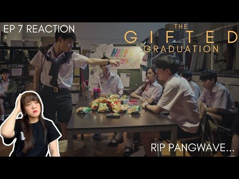 {Punn please...} The Gifted Graduation ep 7 Reaction