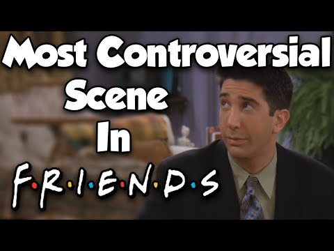 The Most Controversial Scene in Friends