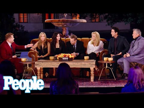'Friends' Cast Talks Off-Screen Crushes, Mishaps & More: Revelations from The Reunion   PEOPLE