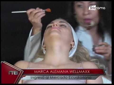 Marca Alemana Wellmaxx ingresó al mercado ecuatoriano
