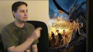 Dragonheart 3: The Sorcerer's Curse: Movie Review