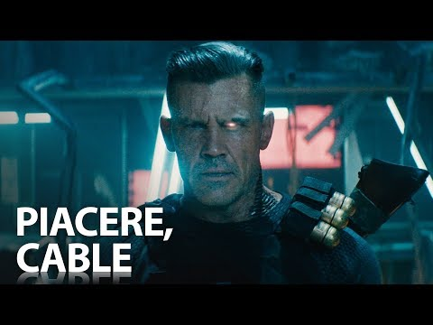 Deadpool Meets Cable   20th Century Fox 2018 (видео)