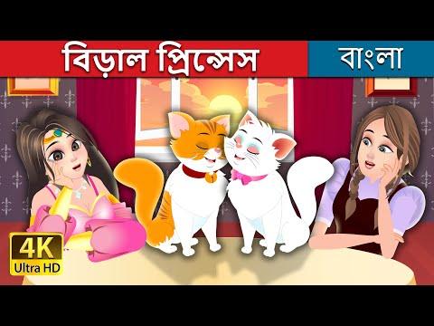 বিড়াল প্রিন্সেস   The Cat Princess Story   Bengali Fairy Tales