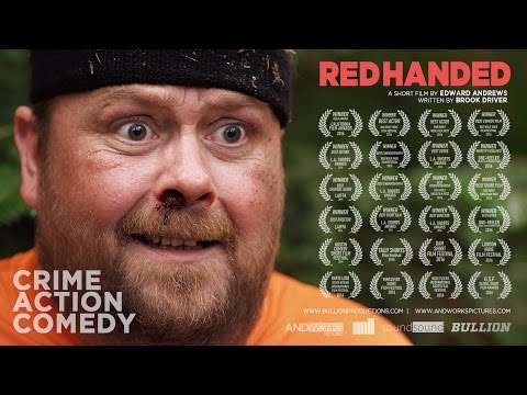Red Handed - Award Winning Crime Comedy Short Film (2016) -  Directed by Edward Andrews