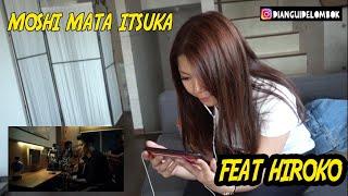 Video REAKSI CEWE JEPANG DENGERIN LAGU MOSHIMO MATA ITSUKA (MUNGKIN NANTI) ARIEL NOAH (FEAT HIROKO ) MP3, 3GP, MP4, WEBM, AVI, FLV Juli 2019