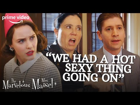 Susie Claims She Was One of Joel's Many Lovers | The Marvelous Mrs. Maisel | Prime Video