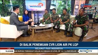 Video Mengenal Prajurit Di Balik Penemuan CVR Lion Air PK-LQP MP3, 3GP, MP4, WEBM, AVI, FLV Januari 2019