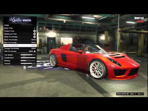 Voltic - Upgrading the Coil Voltic, Super (Lotus Elise, Tesla Roadster) in GTA V.