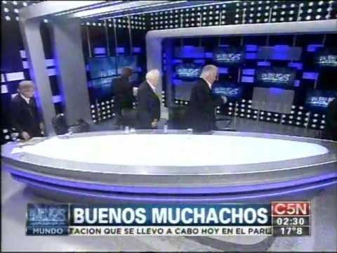 C5N - BUENOS MUCHACHOS: PROGRAMA 1 - 20/04/2013 (PARTE 14)
