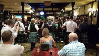 Nonton The New Caledonian Pipe Band  New Years Eve 2016  Cock   Bull  Launceston Film Subtitle Indonesia Streaming Movie Download