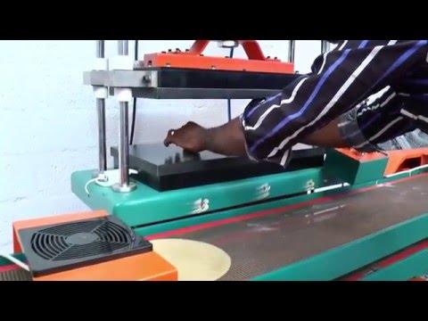 Chappathi Making Machine by Jey Jey Hi-Tech Automation & Machineries, Coimbatore