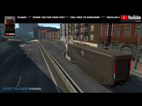 Mercedes Benz AeroDynamic Trailer Concept by AM