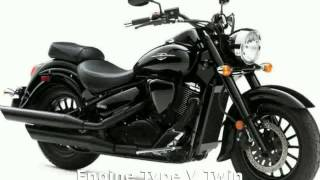 1. 2008 Suzuki Boulevard C50 Limited Edition - Specification