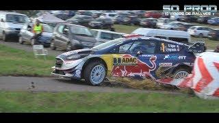 Mes meilleurs images de cette manche du championnat du monde des rallyes précédées d'une intro de quatre minutes !