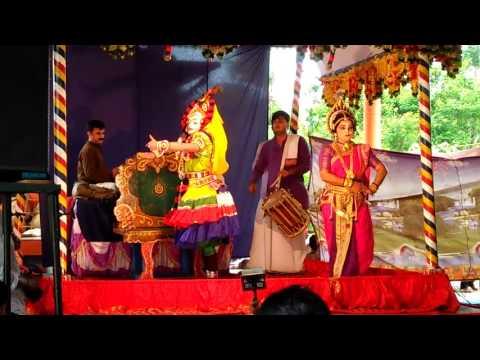 Video Disha c Katla&Varsha shetty #Radha vilasa @kajekaru #06_08_2017 download in MP3, 3GP, MP4, WEBM, AVI, FLV January 2017