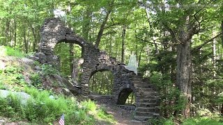 West Chesterfield (NH) United States  city photo : Madame Sherri Castle Ruins - Mine Mountain (Mineshaft)