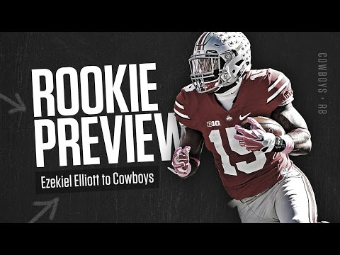 Ezekiel Elliott Rookie Review – 2016 Fantasy Football thumbnail