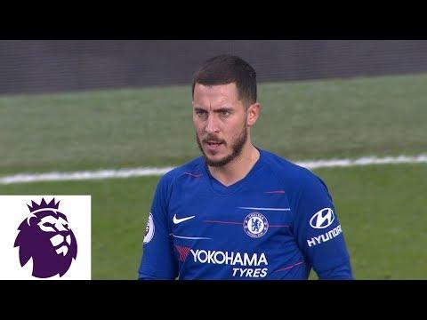Video: Eden Hazard's second stretches Chelsea's lead against Huddersfield | Premier League | NBC Sports