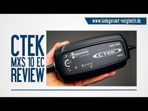 CTEK MXS 10 EC Test / CTEK MXS 10 EC Review / CTEK MXS 10 deutsch / 10 A Ladegerät