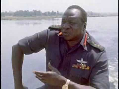 Idi Amin Discusses Israel