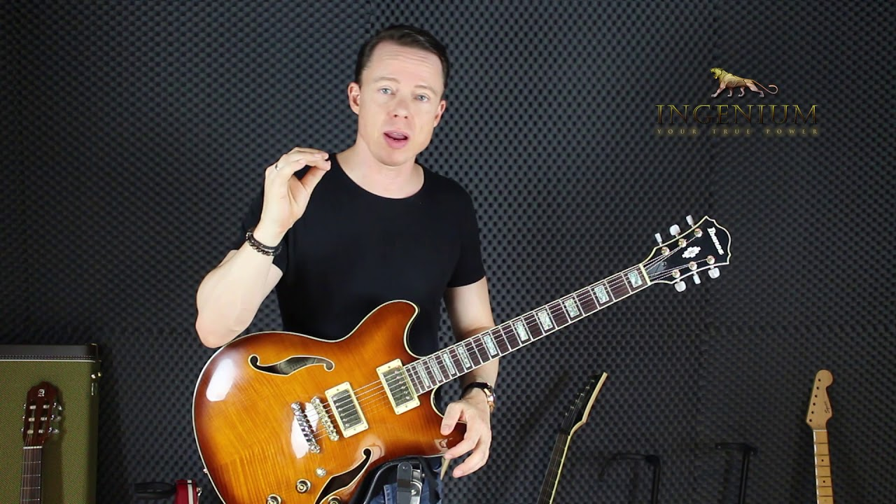 Guitar speed & practice time – Guitar mastery lesson