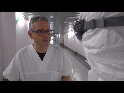 Ιταλία-COVID-19: Οι γιατροί του Μπέργκαμο περιγράφουν με δραματικούς τόνους την κατάσταση…