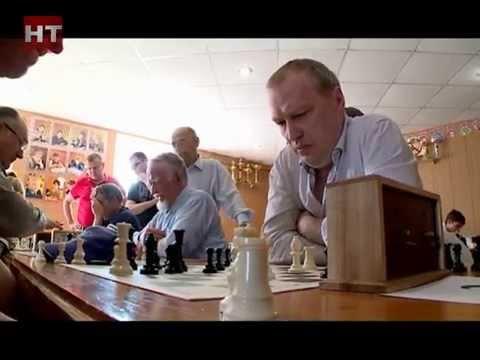 В Валдае состоялся командный чемпионат Новгородской области по быстрым шахматам