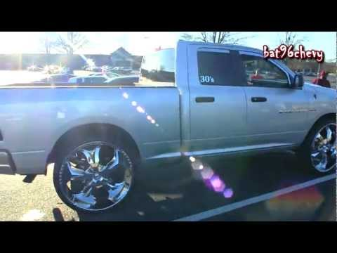 2011 Dodge Ram 1500 Truck on 30's - 1080p HD