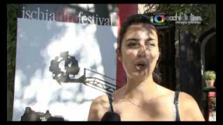 Intervista ad Elisa Boltri - Ischia Film Festival 2010